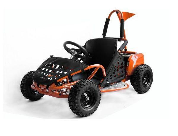 Gokid Buggy 1000 Watt Go-Kart automatic – Bild 3