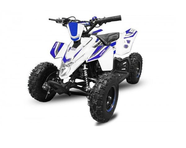 "Madox 6"" 49 ccm Nitro Miniquad Atv Kinderquad Cross Pocketquad – Bild 1"