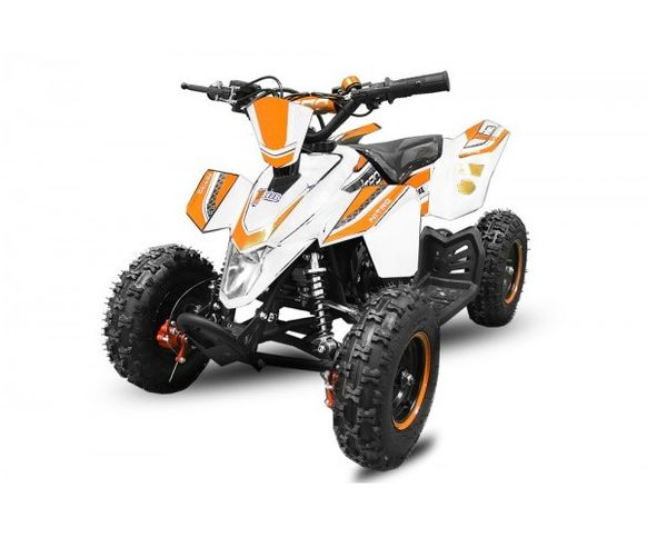"Madox 6"" 49 ccm Nitro Miniquad Atv Kinderquad Cross Pocketquad – Bild 2"