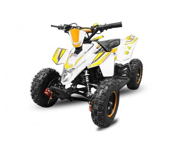 "Madox 6"" 49 ccm Nitro Miniquad E-Start Atv Kinderquad Cross Pocketquad – Bild 4"