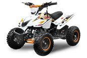 "Jumpy 49 ccm 6"" Miniquad E-Start Atv Kinderquad Cross Pocketquad"