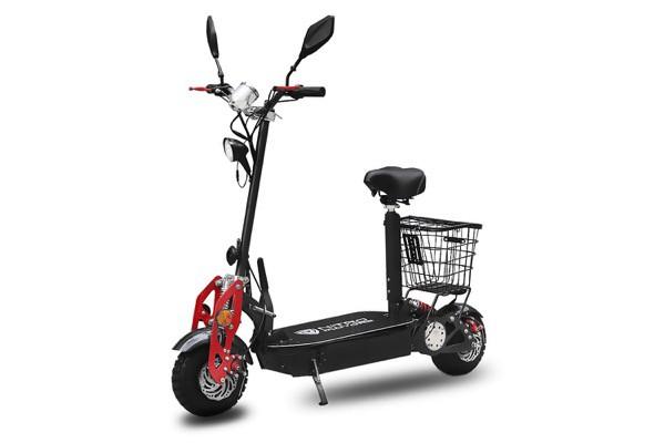 Elektro Scooter Nitro Motors 500W 36V XL Twister EEC Scooter Straßenzulassung