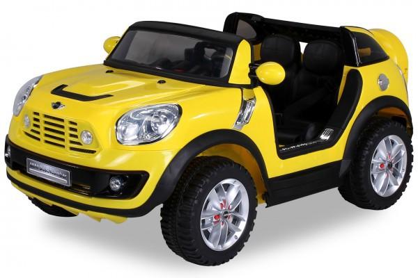 Elektroauto BMW Mini Beachcomber Lizenziert 2 x 45 Watt Motor – Bild 4