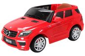 Kinder Elektroauto Mercedes ML63 Lizenziert EVA Tyres - Ledersitz