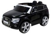 Kinder Elektroauto Audi Q5 Lizenziert - Ledersitz, 2 x 35 Watt Motor