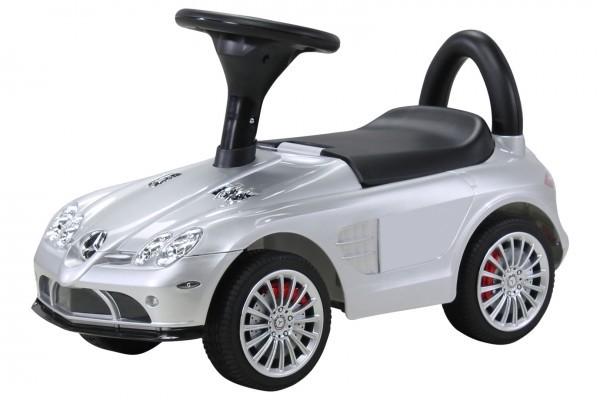 Kinder Rutschauto Mercedes SLR Lizenziert lackiert