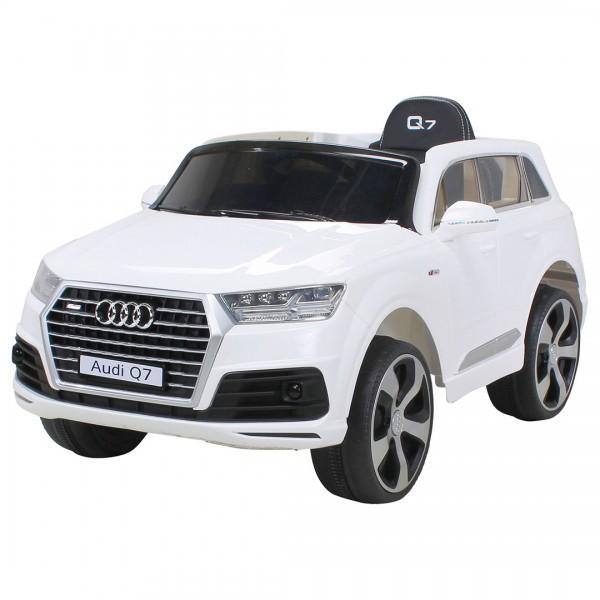 Kinder Elektroauto Audi Q7 SUV HIGHDOOR Lizenziert – Bild 3