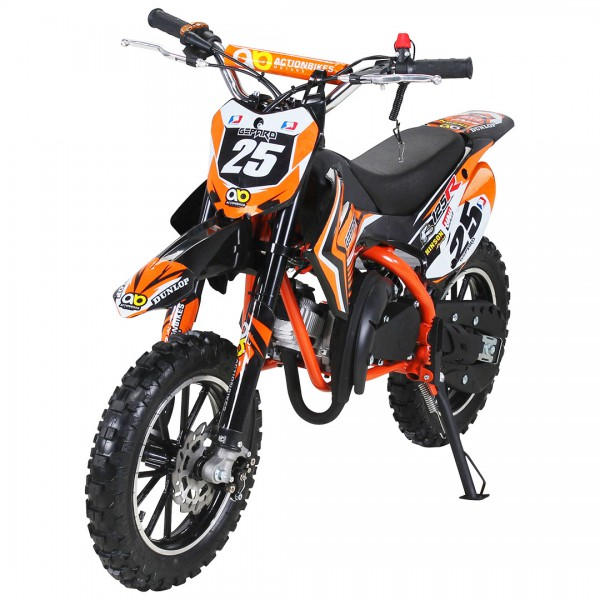 Kinder Mini Crossbike Gepard 2-Takt - Tuning Kupplung - Easy Pull Start – Bild 3