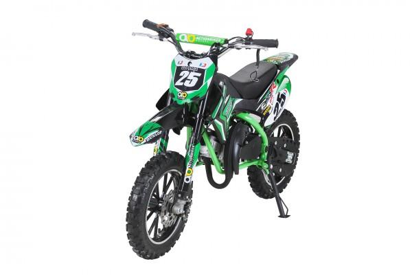 Kinder Mini Crossbike Gepard 2-Takt - Tuning Kupplung - Easy Pull Start – Bild 4