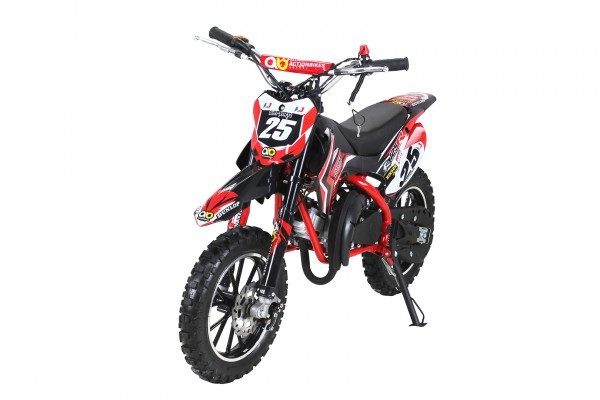Kinder Mini Crossbike Gepard 2-Takt - Tuning Kupplung - Easy Pull Start