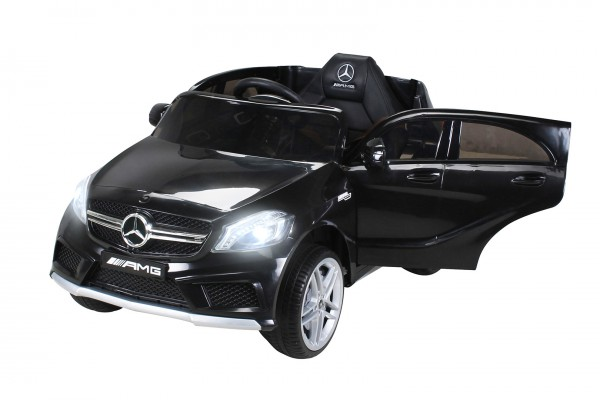 kinder elektroauto mercedes benz amg a45 lizenziert. Black Bedroom Furniture Sets. Home Design Ideas