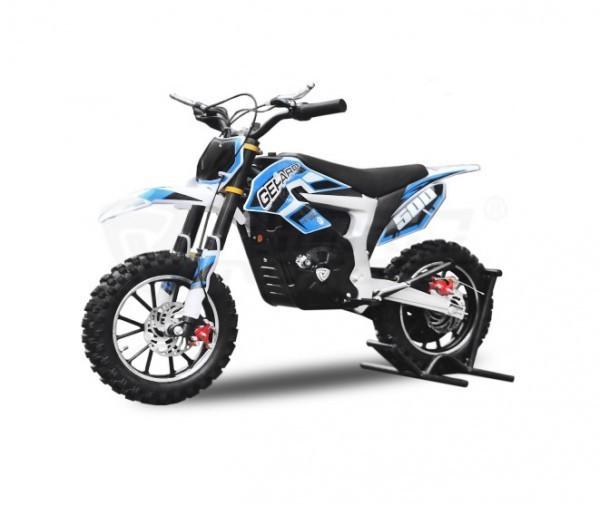 Elektro Pocketbike Gepard Deluxe 500W ECO – Bild 1