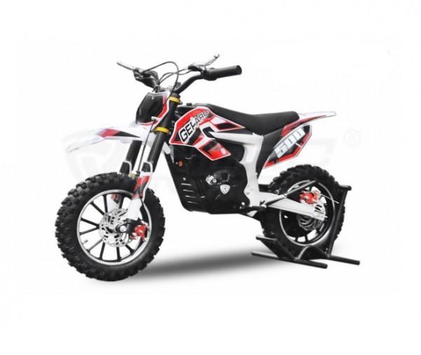 Elektro Pocketbike Gepard Deluxe 500W ECO – Bild 2