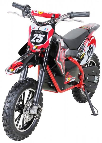 Kinder Mini Elektro Crossbike Gepard 500 Watt verstärkte Gabel 36Volt – Bild 1