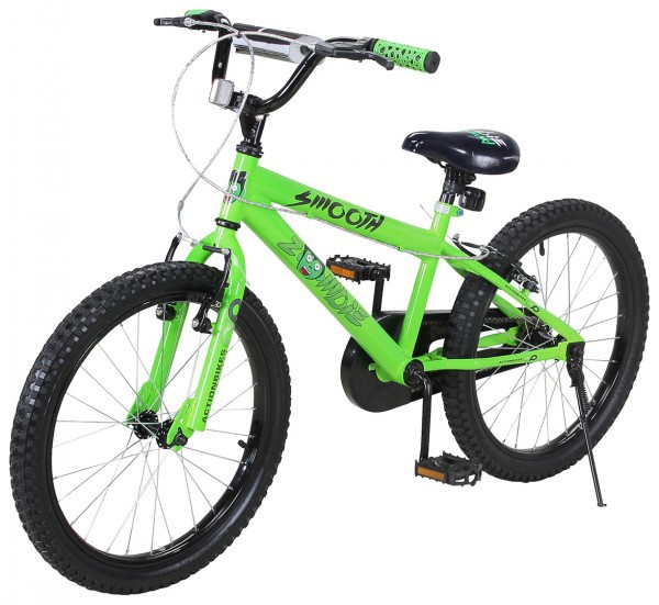 Kinder Fahrrad Zombie 20 Zoll Grün