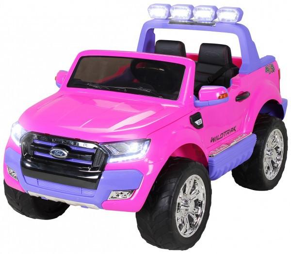 Kinder Elektroauto Ford Ranger MODELL 2018 Allrad 2 Personen – Bild 3