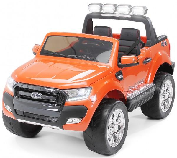 Kinder Elektroauto Ford Ranger MODELL 2018 Allrad 2 Personen – Bild 7
