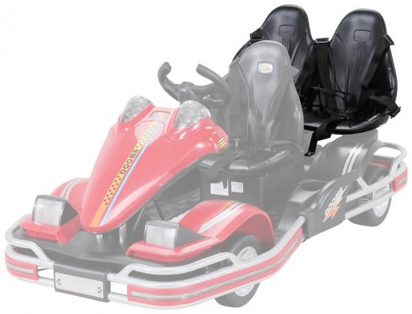 Go Kart DMD288 Zubehör Doppelsitz