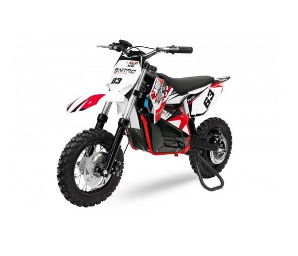NITRO 350W NRG ECO R1-M 10/10 36V Elektro Dirtbike E-Cross – Bild 2