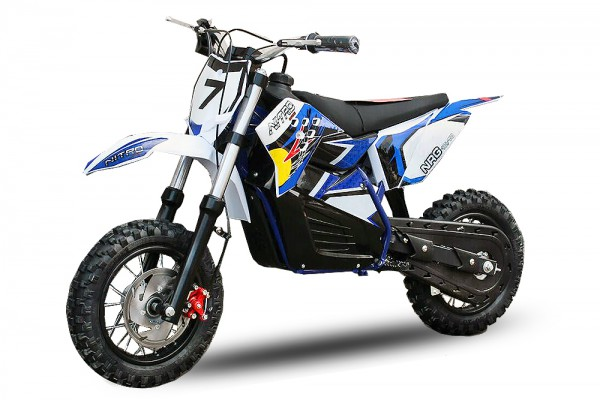 800W NITRO ECO NRG E-CROSS DIRTBIKE 36V | Soft-Start-Funktion – Bild 1