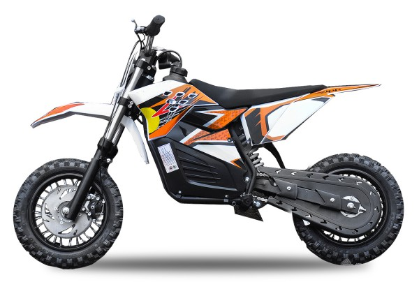 800W NITRO ECO NRG E-CROSS DIRTBIKE 36V | Soft-Start-Funktion – Bild 2