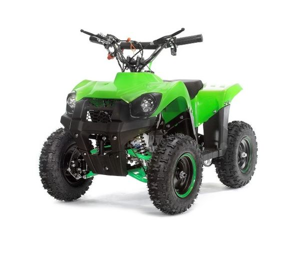 "Trucky 6"" 49ccm Alu Easy Start Miniquad Atv Kinderquad – Bild 3"