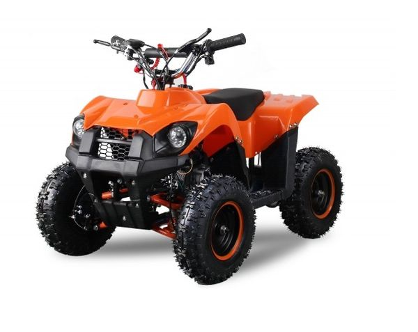 "Trucky 6"" 49ccm E-Start Miniquad Atv Kinderquad – Bild 2"