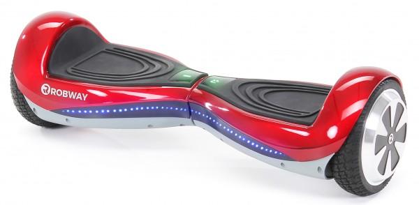 E-Balance Board ROBWAY - Q1 Elektroboard Hoverboard – Bild 3