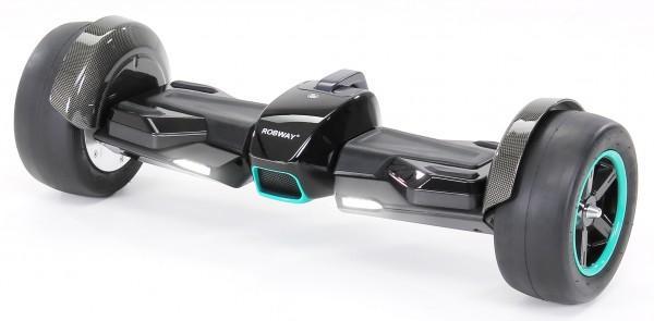 E-Balance Board ROBWAY - RF1 Elektroboard Hoverboard – Bild 1