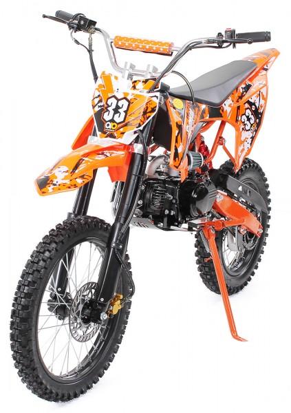 Kinder Jugend Crossbike Predator 125cc 17/14 – Bild 3