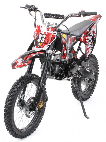 Kinder Jugend Crossbike Predator 125cc 17/14