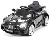 Kinder Elektroauto Mercedes GT-R lizenziert 25 Watt, Ledersitz, EVA Reifen