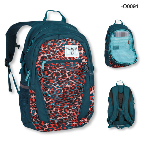 Chiemsee Herkules Rucksack 5021019 in mega flow blue