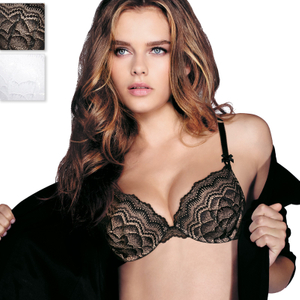 WONDERBRA Feminine Push-up BH Cleavage - Farbwahl