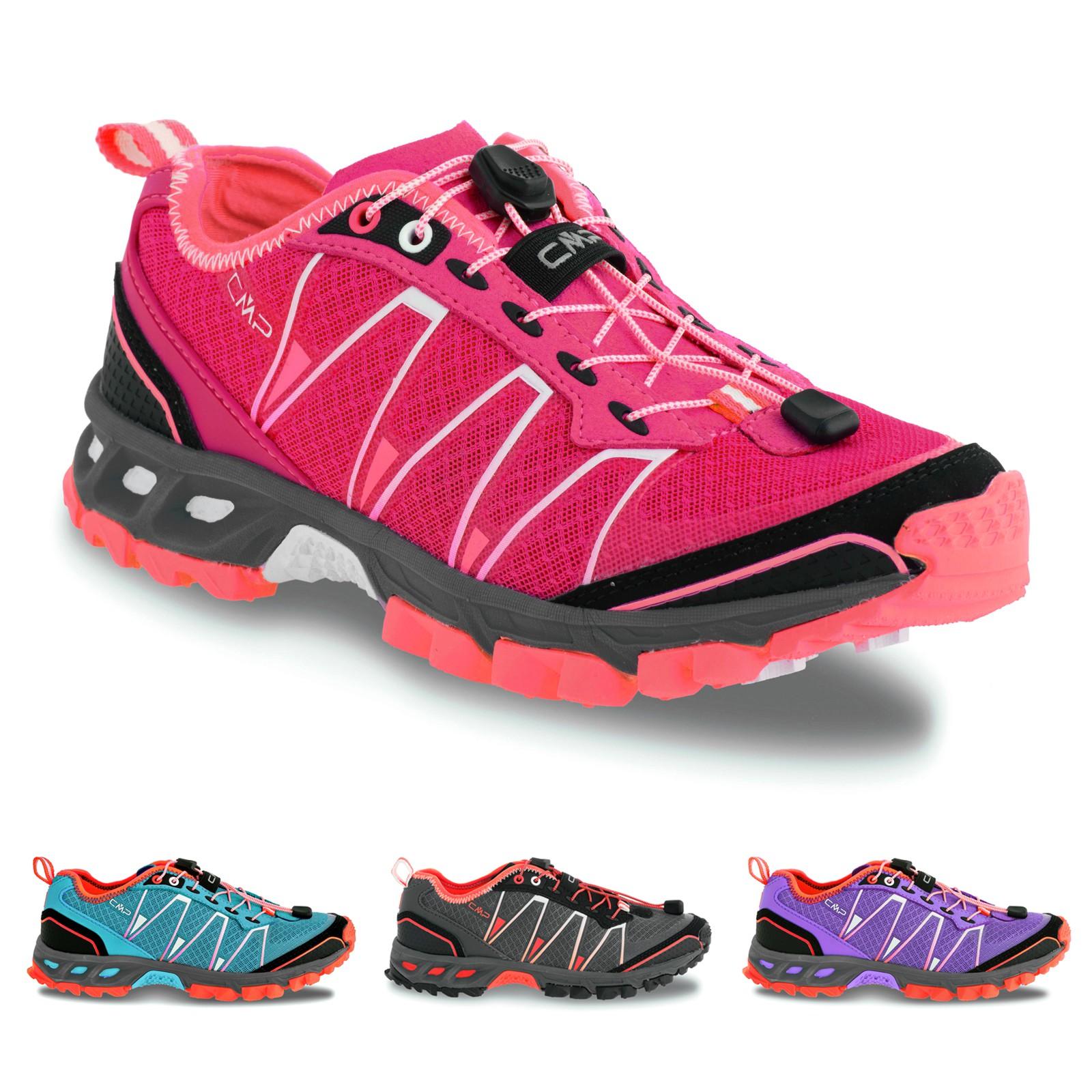 CMP Damen Trail Running Schuhe Laufschuhe Atlas in magenta