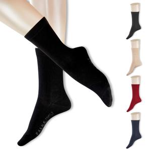 FALKE 3, 6, 9 Paar Family Socken Strümpfe - Farbwahl