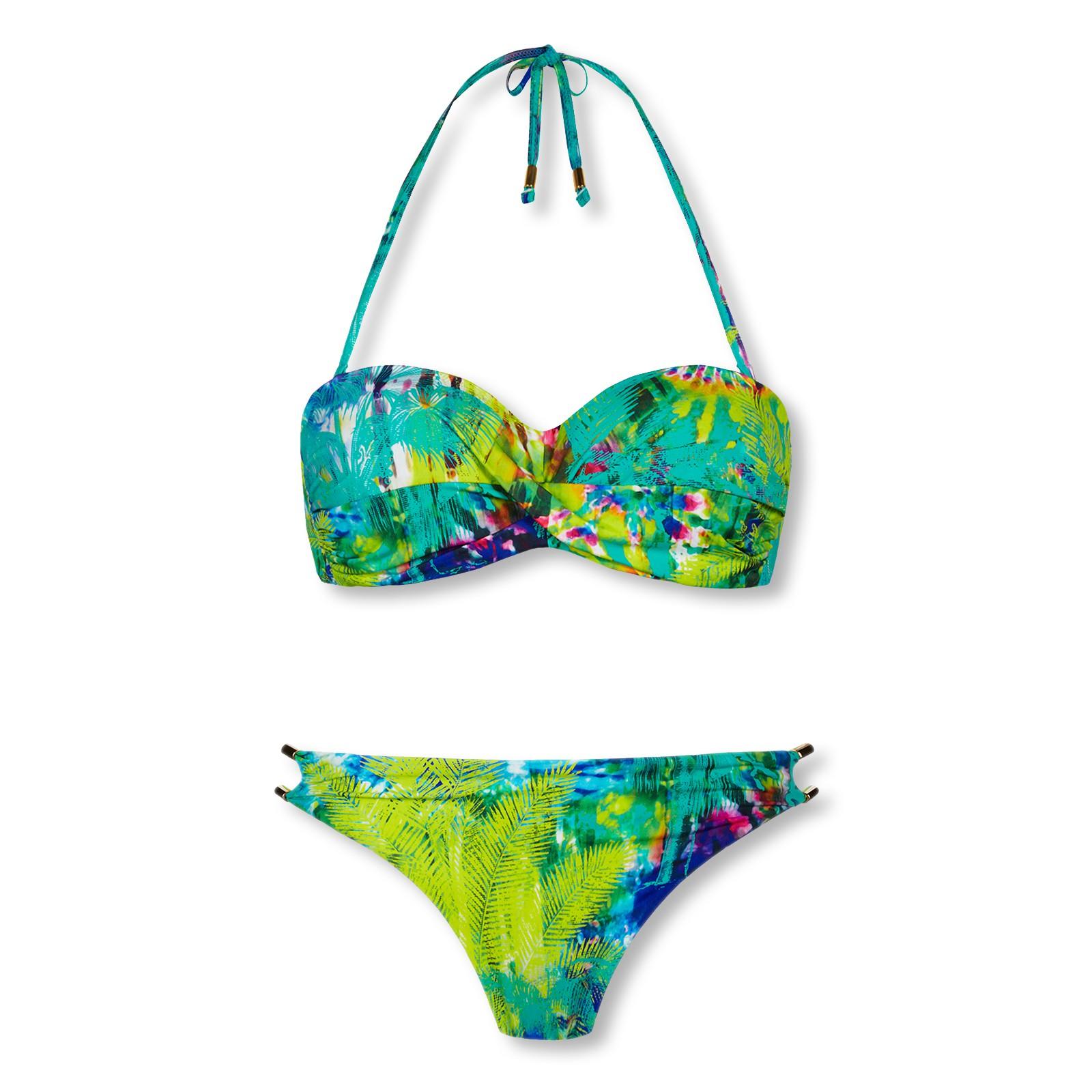 Cyell Neckholder Bügel Bikini Set Thyrsa Venice in 36/S 38/M 40/L 42/XL