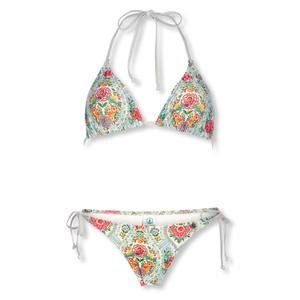 Detailbild PiP Studio Neckholder Triangel Bikini Set Melody S M L XL 260438 in off white