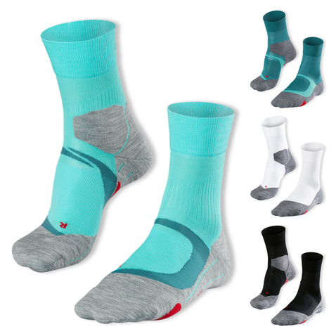 FALKE Running RU4 Cushion Damen Laufsocken Kurzsocken 16715 in weiß
