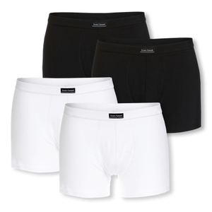 bruno banani 2er Pack Shorts Boxershorts Simply Cotton - Farbwahl