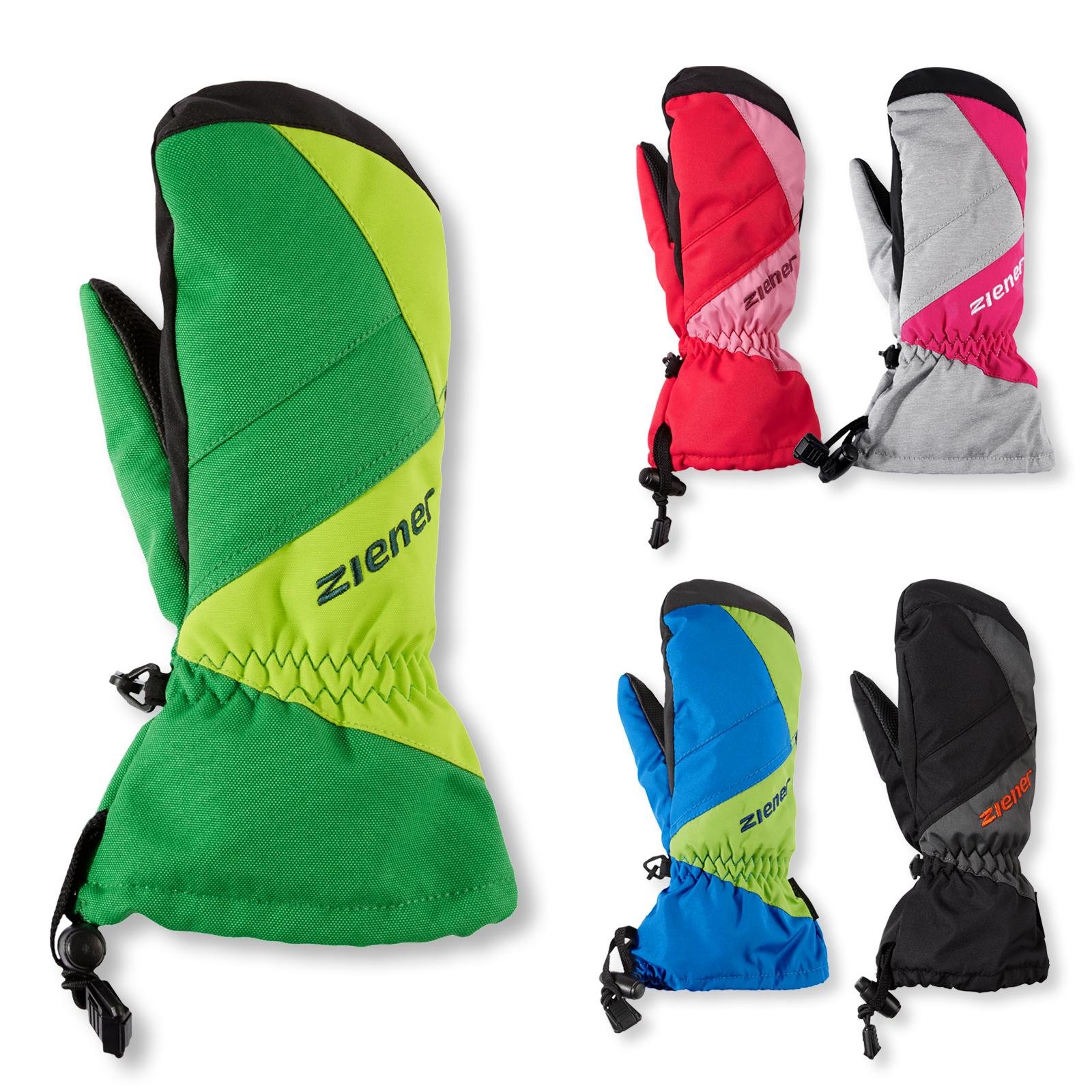 Ziener Skihandschuhe AGILO AS® glove Junior Fäustlinge Kinder in Farbwahl
