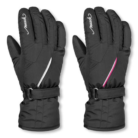 Reusch Damen Skihandschuhe Helena R-TEX® XT 4531263 in black/white