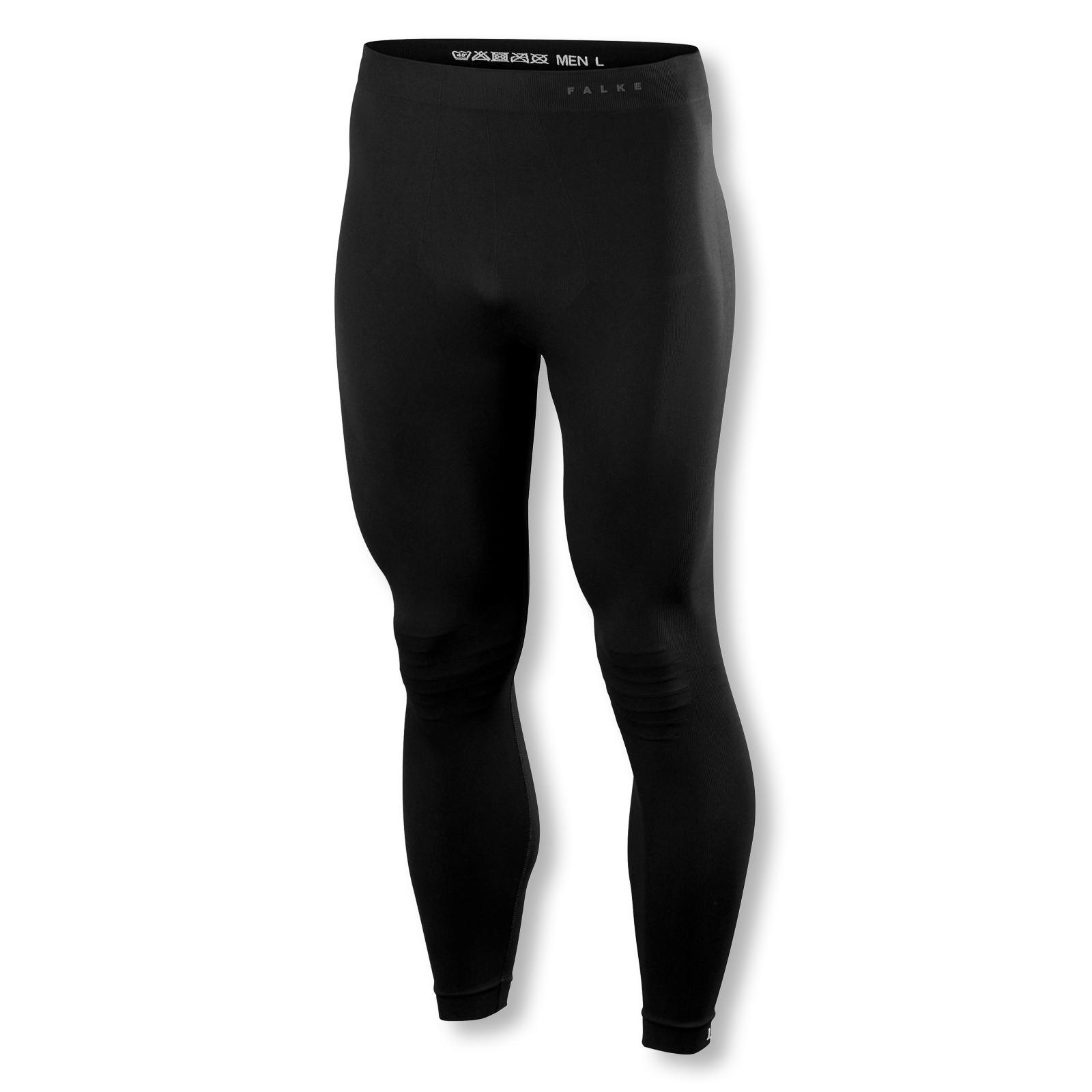 Falke Herren Skiunterwäsche Unterhose Tights Warm M L XL 2XL 39616 in black