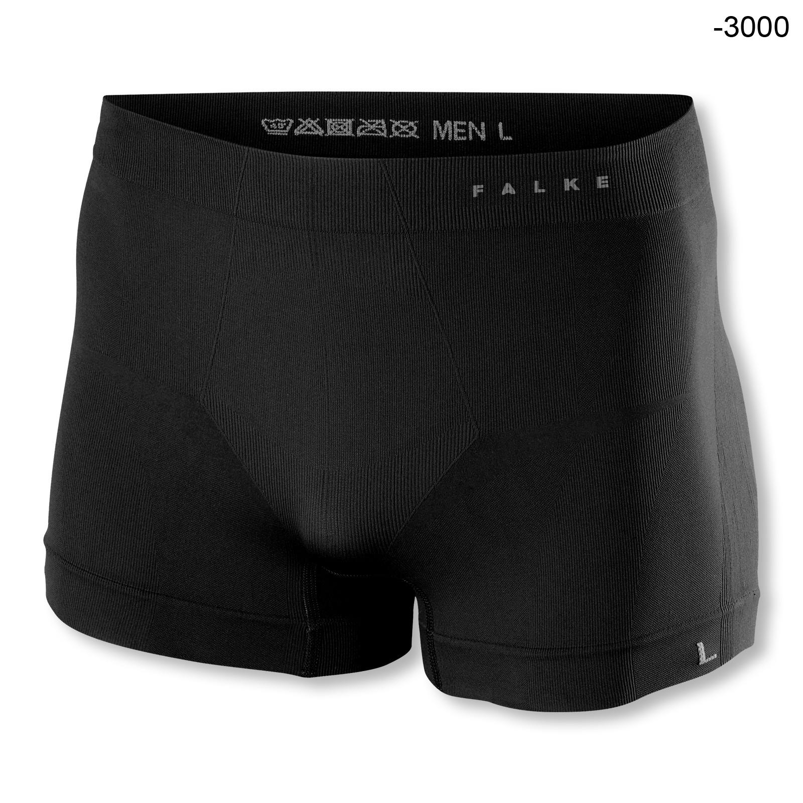 Falke Herren Boxershorts Funktionsunterwäsche Warm Tight Fit M L XL 2XL 39618 in black
