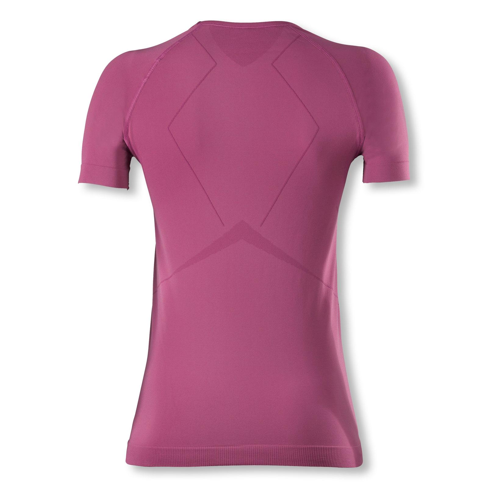 Falke Damen Funktionsshirt kurzarm Unterhemden T-Shirt Tight Fit Warm