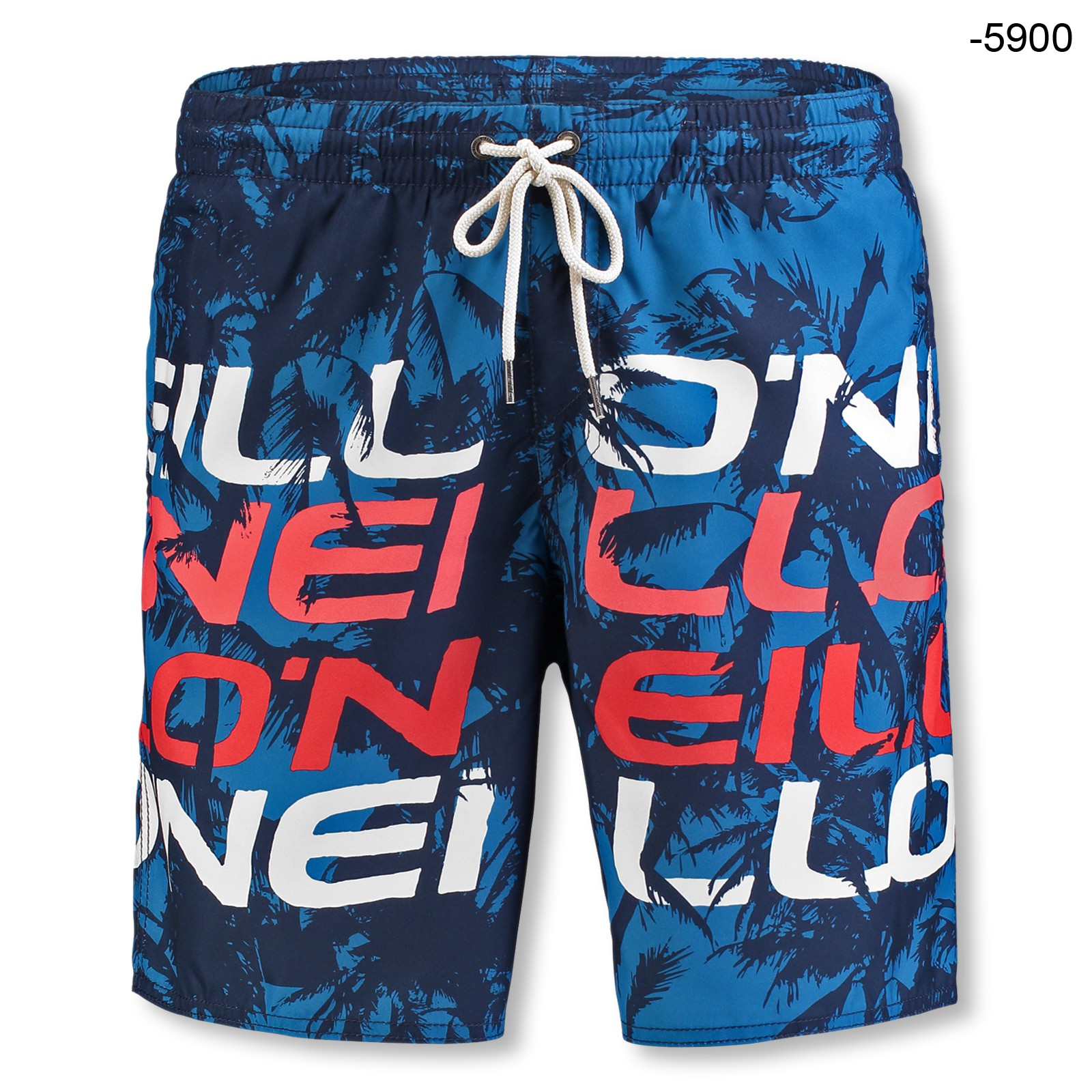 O'Neill Badeshorts Boardshorts PM Stacked 3 Shorts 7A3600 M L XL 2XL in blue