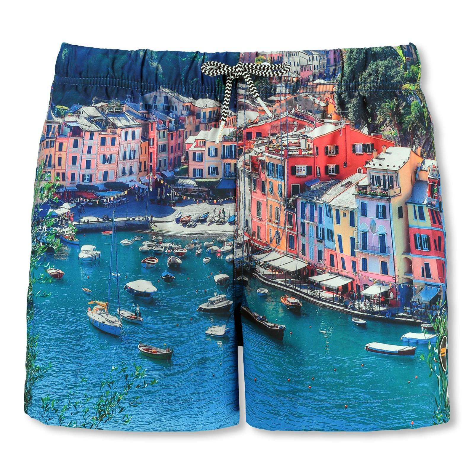 Shiwi Herren Badehose Badeshorts Portofino S M L XL XXL 4172101051 in multi colour