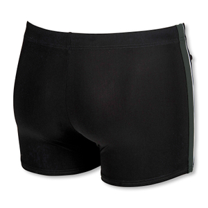 Detailbild Arena Herren Badehose Sensitive Panel Short 1B306 M L XL 2XL 3XL in black / asphalt / white