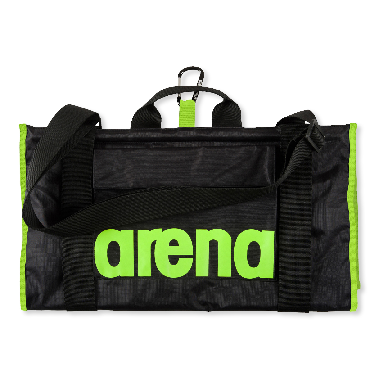 Arena Fast Roll Pool Bag Schultertasche 1E046 in fluo yellow