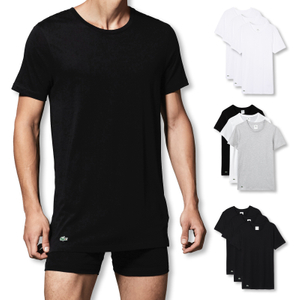 Detailbild Lacoste 3er Pack T-Shirts C-Neck Essentials150998 M L XL in core multi